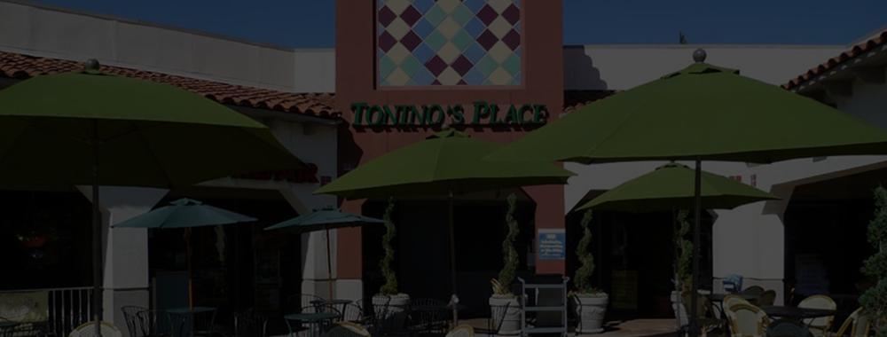 Toninos Place Pizzeria - Woodland Hills