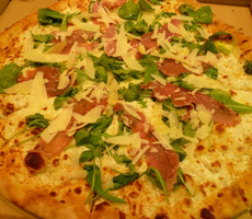 Pizza Gourmet Speciale